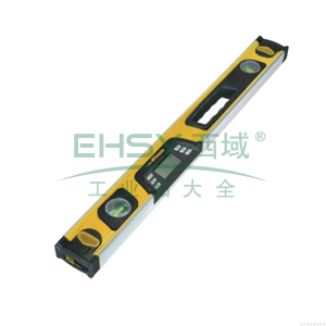 史丹利 FatMax数显水平尺,600mm,42-065-23