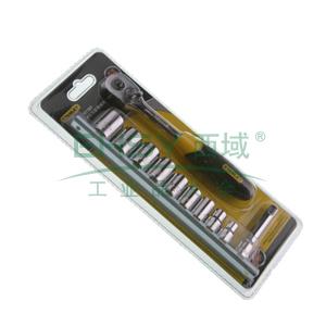 史丹利 11件12.5MM系列套筒组套,95-323-1-23