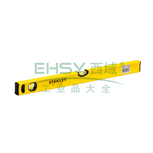 史丹利 超平盒式水平尺,800mm,STHT43104-8-23