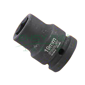 史丹利 19MM系列公制6角风动套筒34mm,STMT89412-8-23