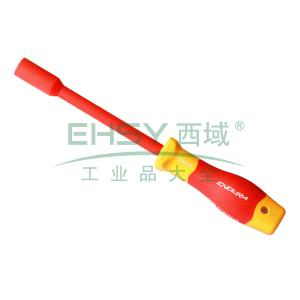 力易得 绝缘螺帽螺丝刀,4.0x125mm,E6444