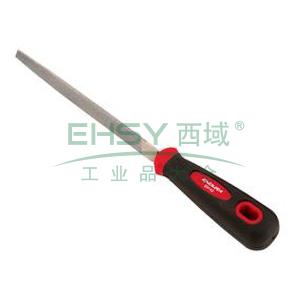 力易得 什锦锉三角锉4x160mm,E9011