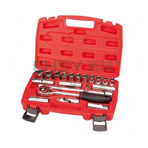 套筒组套,12.5mm系列20件套,E1204