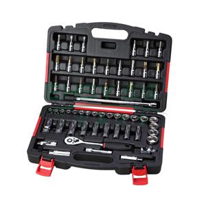 套筒组套,10mm系列58件套,E1228