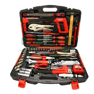 力易得 机修综合工具组套,127件,E1316