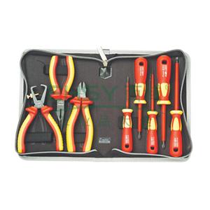 宝工 绝缘工具组,9件组,PK-2801