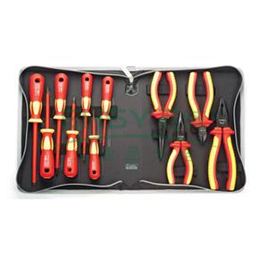 宝工 绝缘工具组,12件组,PK-2802