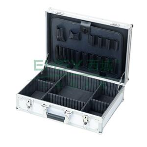 宝工 白铝工具箱,460*330*145mm,TC-314