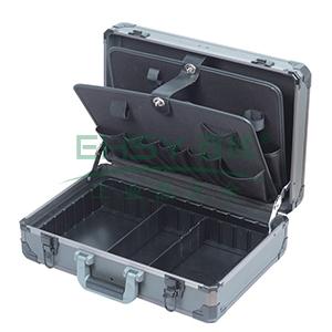宝工 银灰重型铝质工具箱,TC-736