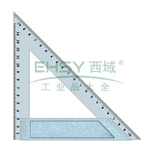 长城精工 多用金属三角尺,150mm,136115