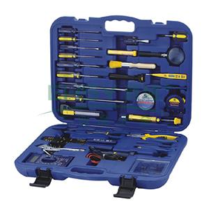 长城精工 电子电讯型组合工具,40件套 400*320*70mm,400040