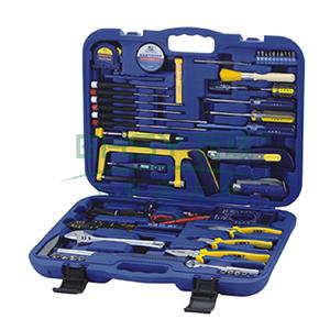 长城精工 52件套维修组合工具,410*260*80mm,400052