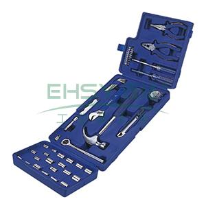 长城精工 机械设备维修组合工具,48件套 410*260*80mm,400048