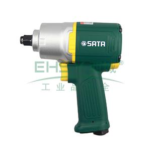 """世达 3/8""""工业级大扭力复合材料气动冲击扳手,,02122"""