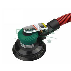 """世达 5""""工业级自吸尘式气动打磨机(偏心距2.00 5mm),02668"""