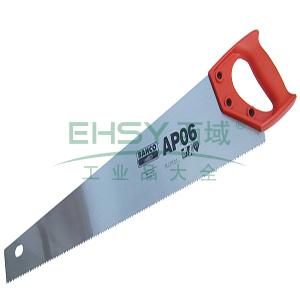 百固BAHCO手板锯 22寸,AP06-22-U7,1把