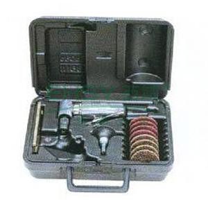 """英格索兰气动修磨机套装,多功能直角式,1/4""""夹头,190W,301B2MK"""