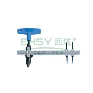 密封垫圈切刀,( 配双刀,一次成型) SBS201,最大直径200mm