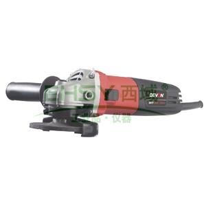 大有角磨机,125mm 850W(细机身握把), 2817