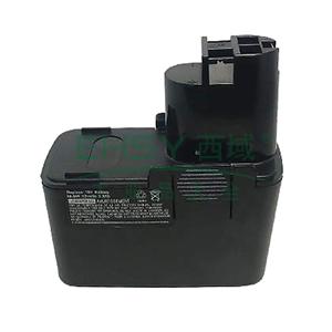 博世镍镉电池,扁形 12V 1.4Ah,2607335055
