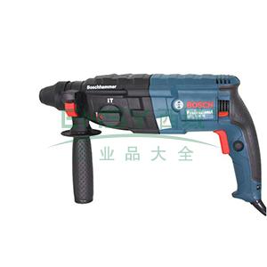 博世电锤钻,2.8kg 四坑可调速正反转,790W,GBH 2-24 RE,0611272080