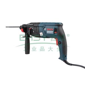 博世电锤钻,2.8kg 四坑可调速正反转,790W,GBH 2-24 DRE,0611272180