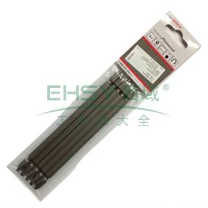 博世螺丝批头套装,PH2/150mm 银色 5支/包,2608522254