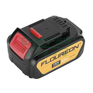 得伟锂电池,18V 4.0Ah,DCB182