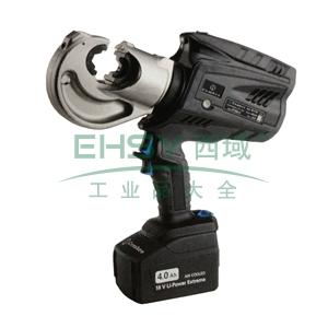充电式液压钳,13.2T 压接能力300mm²,B1350-C