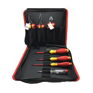 威汉专业电修工具套装,七件套,80000C