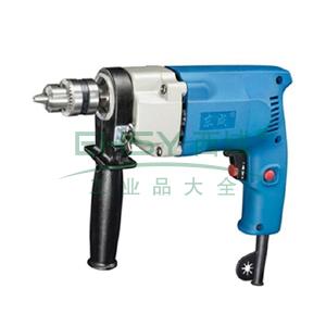 东成手电钻,430W 1200r/min,夹持能力10mm,J1Z-FF04-10A