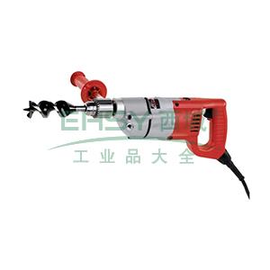 米沃奇手电钻,13毫米重型可调速,HDE13RQD