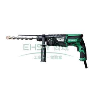日立电锤钻,28mm 转速0-1100/min 锤击率0-4300/min,DH28PBY