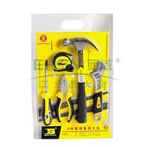 家用工具套装,5PC,BS512825