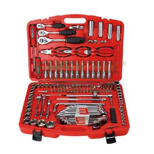 力易得 150件汽修综合工具组套,E1210