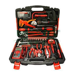 力易得 机修电工工具组套,68件套,E1321