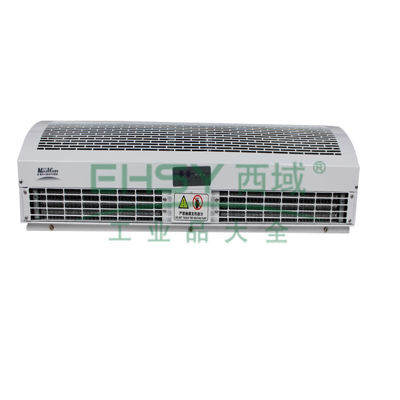 电加热型风幕机(PTC后置-双速单温),绿岛风,RM125-18-3D/Y-A-2-X,380V