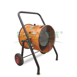 工业移动式电热风机,冬夏,DNF-10K,380V,10KW