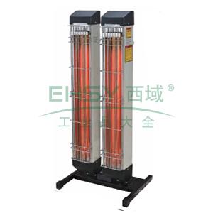 远红外辐射式电加热器,冬夏,DQN-2G,220v,3.2kw