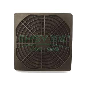 带过滤网散热风扇防护网罩(120*120mm),金属网只能和风机配套卖