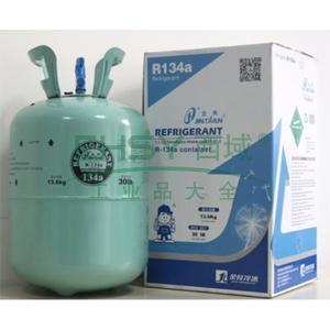 金陵冷冻制冷剂,金典,R134a,13.6kg/瓶,不售华南地区