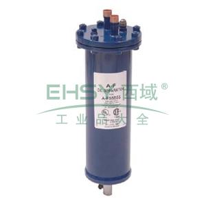 """油分离器,Emerson,A-W 569011,ODF接口1_3/8"""",蓝色"""