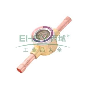 """可拆式视液镜,Emerson,AMI-1SS3,ODF焊接3/8"""""""