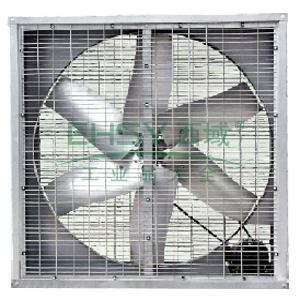方形负压轴流风机(加前后网不带百叶),德通,GLFB-5.6#/0.45KW 380V