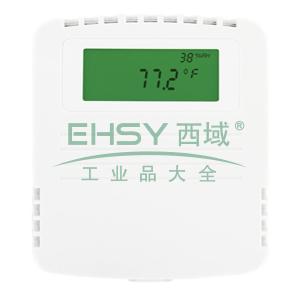 墙装温湿度露点变送器,DWYER,RHP5N44-LCD