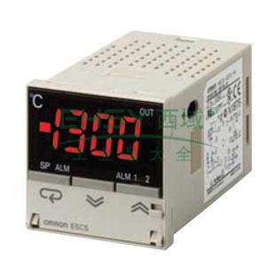 继电器输出1组报警型温控器(配插座P3GA-11),OMRON,E5CS-R1TU-W,100-240VAC
