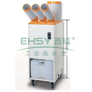 工业移动式空调,瑞电,SS-56DG-8A(原SS-56EC-8A),冷房能力2HP,220V,无摇头装置