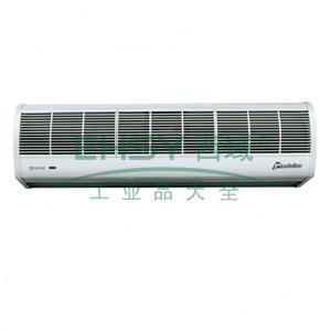 自然风系列空气幕,西奥多,FM-1512T,安装高度2.5-3米,长度1200mm,风速13m/s,350W