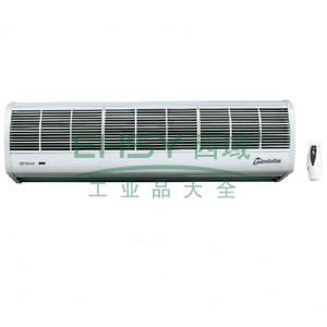 自然风遥控系列空气幕,西奥多,FM-1212T/Y,安装高度2.5米,长度1200mm,风速11m/s,200W