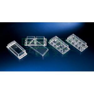 LAB-TekTMⅡ,腔室盖玻片,1.5硼酸硅玻璃,通过CE认证,已灭菌,孔数,2